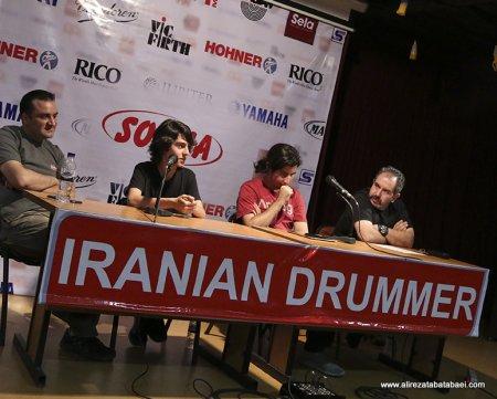 "Short report of ""Antoine Fadavi's Filming Workshop""- Teheran"