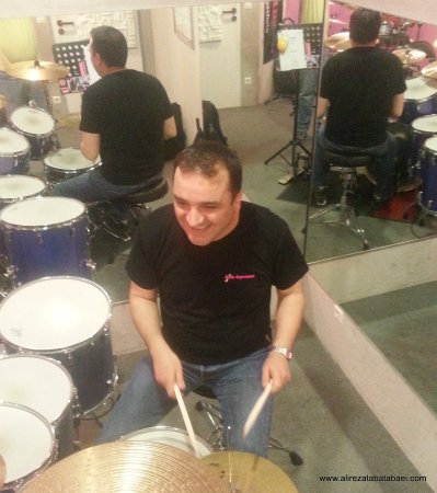 Short report of visiting Drum Department-2016