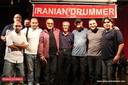 Manni von Bohr & P.U.L.S.E in Tehran -June 2016
